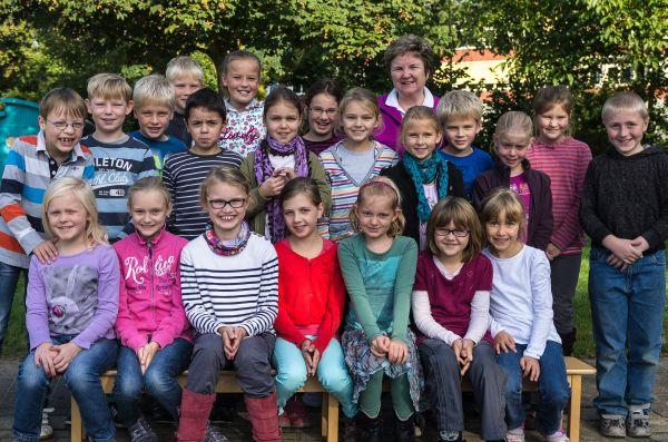 Klasse 3b 2013