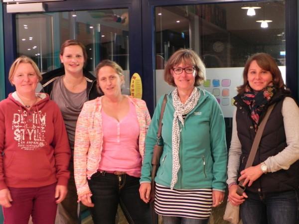 Schulpflegschaft Gruppenfoto 2014-15