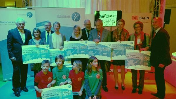 Sportabzeichen 2014.2